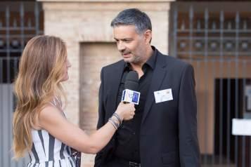 Vice president of the ArteProArte Committee interviewed by RAI 3